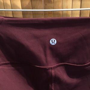 lululemon athletica Pants - Lululemon Capri pants